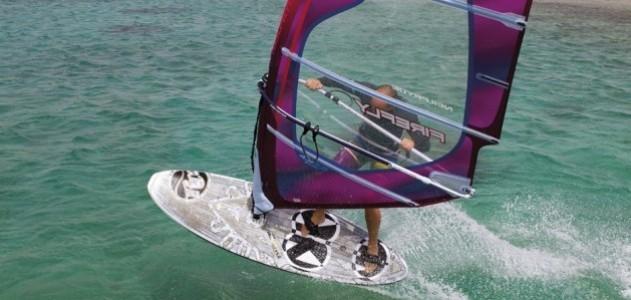 RRD Twintip 100 2012 action