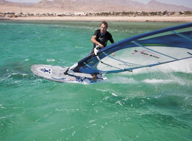 Starboard Futura 111 2012 action