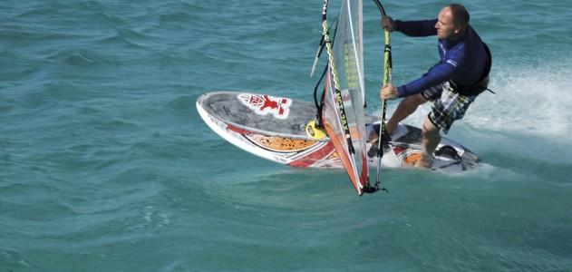 Starboard Kode 103 2012 action