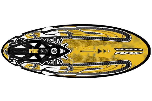 Windsurf MagazineRRD FIREMOVE 130L 2013 TEST REVIEW