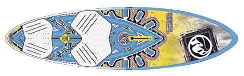 RRD Freestyle Wave V3 106 2014
