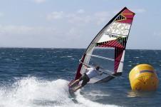North Warp f2014 Race Sail.Maalaea, Maui; Hawaii.November 2013.