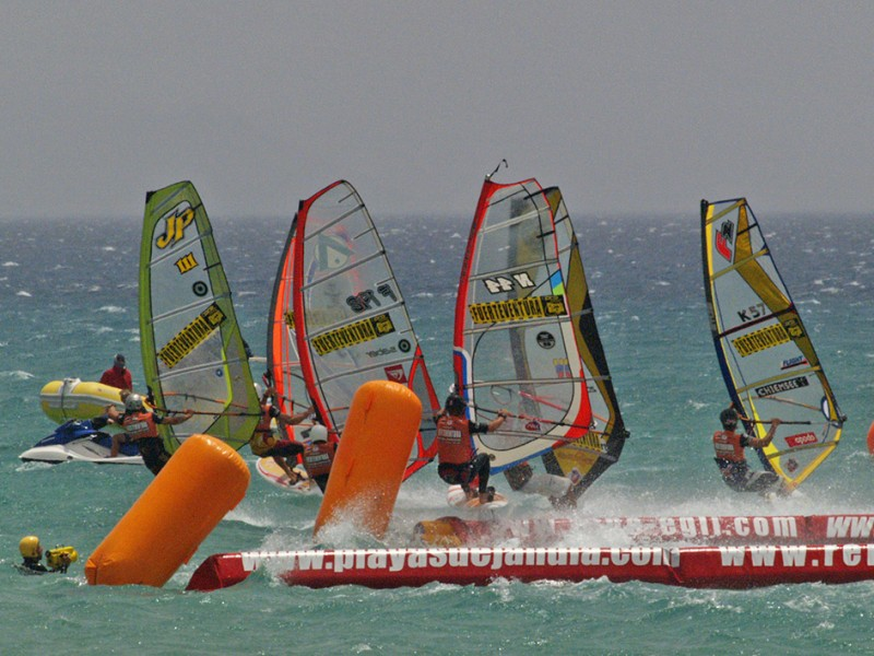 SuperX – the ultimate windsurfing discipline - Photo JC/PWA