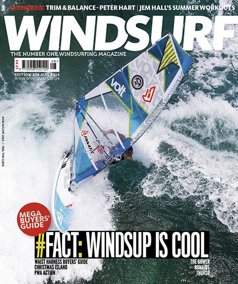 Windsurf Cover 338