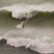 Ross Williams The Cribbar Cornwall, Huge Waves_3409