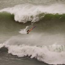 Ross Williams The Cribbar Cornwall, Huge Waves_3409