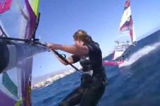 Zara Davis Slalom Training Video