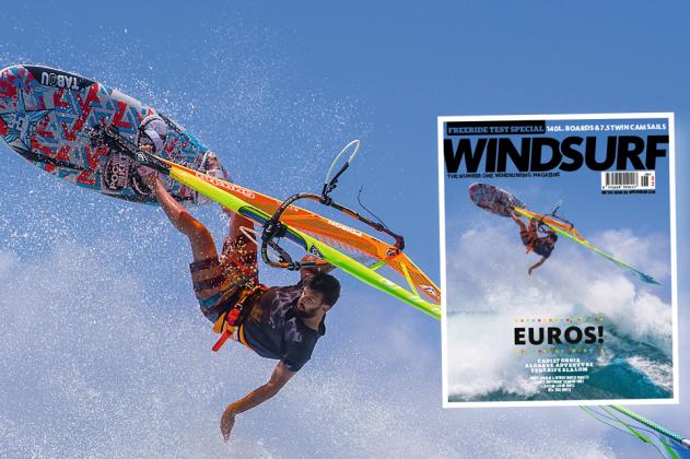 Windsurf MagazineJUNE 2016 ISSUE ON SALE | Windsurf Magazine