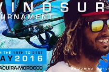 MOROCCO AWT WINDSURF EVENT 2016