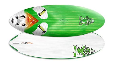 Starboard Atom IQ 140 CU 480px