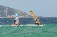 WIND DRIVEN JOURNEY #3 | COLLUCIA, SARDINIA