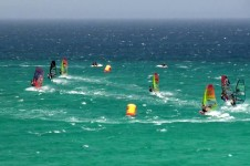 PWA FUERTEVENTURA 2016 SLALOM WINNERS FINAL 1