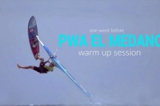 WARM UP SESSION – PWA EL MEDANO, TENERIFE 2016