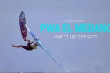 WARM UP SESSION – PWA EL MEDANO, TENERIFE 2016