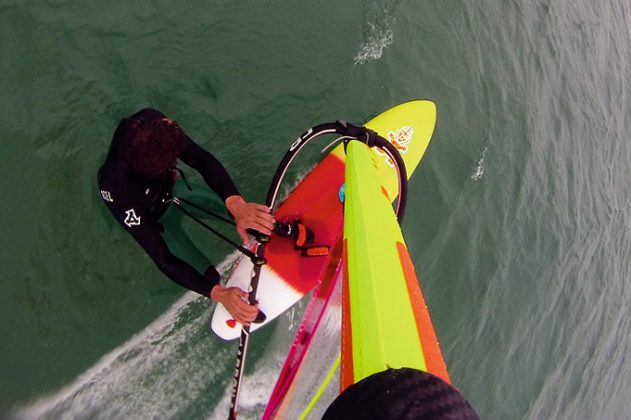 Windsurf MagazineSTARBAORD ULTRAKODE 86L 2017 TEST REVIEW