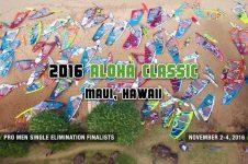 2016 ALOHA CLASSIC – PRO MEN FINALISTS RECAP