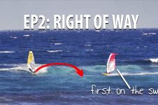 TWS WAVE TECH – RIGHT OF WAY ON WAVES