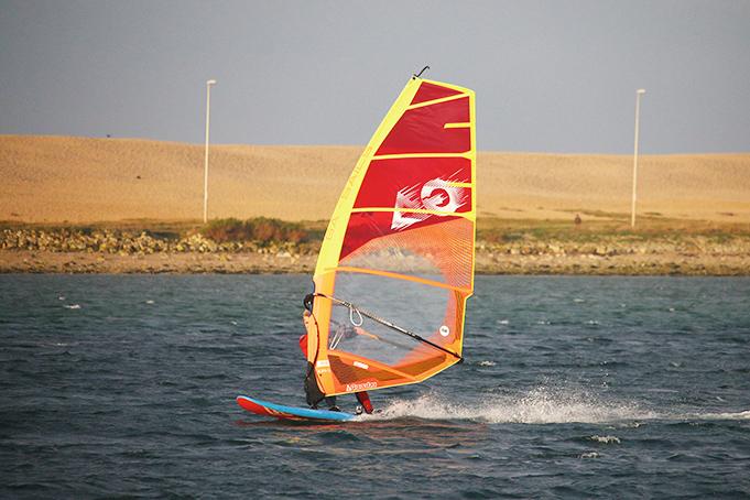 Segel Weiterer Wassersport Cosmic Windsurf Segel Gaastra 2018
