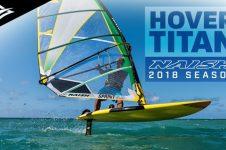 2018 NAISH HOVER TITAN 120 – WINDSURF/FOILING