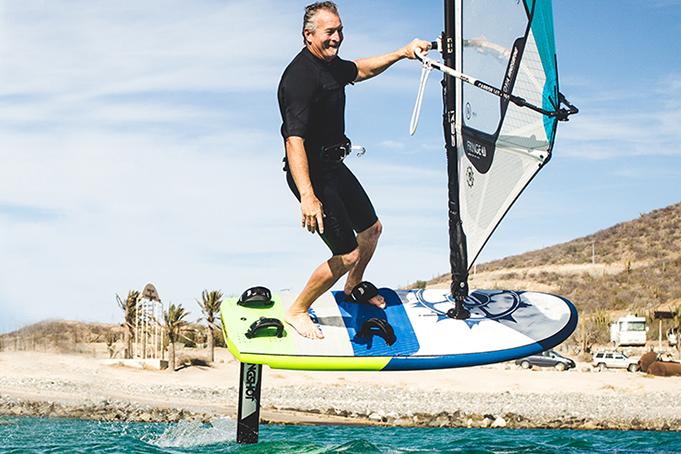 Windsurf MagazineFoil Guide-Action-Slingshot 681px