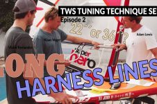 WHY USE LONG HARNESS LINES? TWS TUNING TECHNIQUE SERIES EP2