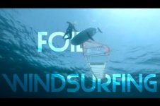 FOIL WINDSURFING ACCESSIBILITY