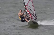HOW TO WINDSURF WITH YOUR KID