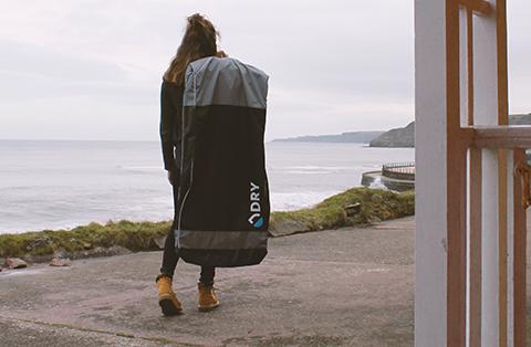 Dry Bag Pro Grey 480px