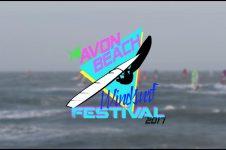AVON BEACH (UK) WINDSURF FESTIVAL 2017 WARM UP