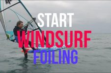 GETTING INTO WINDSURF FOILING