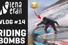 LENA ERDIL VLOG #14 – RIDING BOMBS
