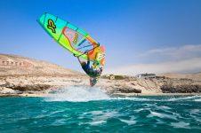 8_Fuerteventura_Sotavento_Windsurf_Kitesurf_Holiday_Centre_Windsurf_Action