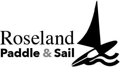 Roseland Paddle and Sail logo 413px