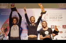 PWA MOROCCO WINDSURF WORLD CUP HIGHLIGHTS
