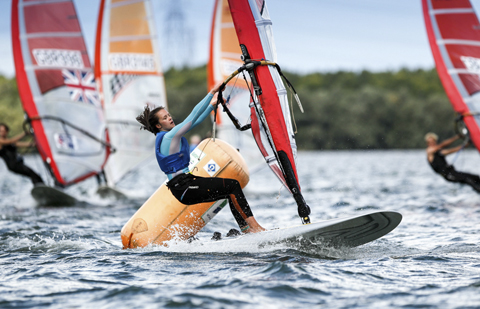 National Windsurfing Champs 2017