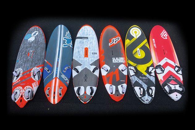 115L Slalom board intro 960px