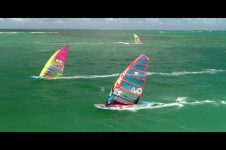 WINDSURFING IN MARTINIQUE