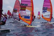 2018 RS:X WINDSURFING YOUTH WORLDS – DAY 2