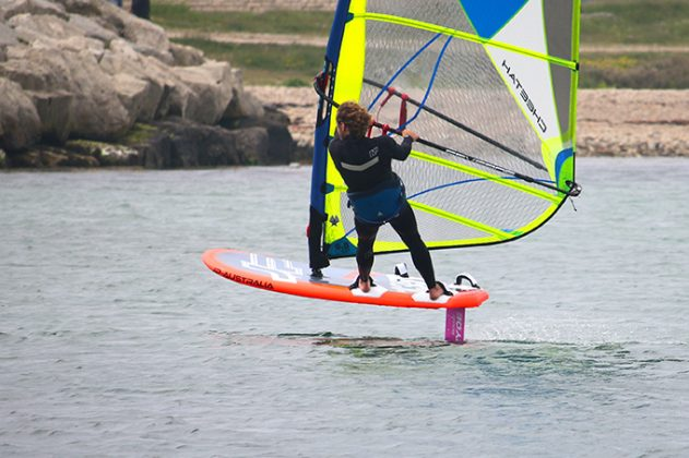 Windsurf MagazineNEIL PRYDE RS:FLIGHT AL & JP HYDROFOIL 135