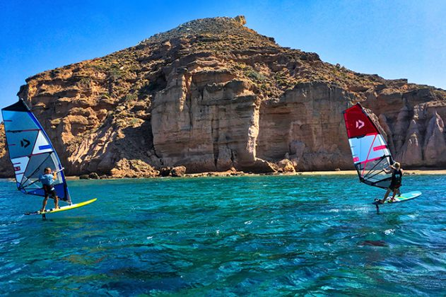 MG Gone Surfing Crete Featured