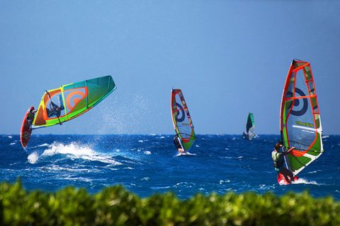 MICRO GUIDE : SURFERS PARADISE, IXIA BAY, RHODES, GREECE | Windsurf Magazine