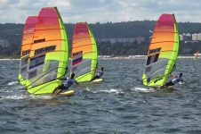 2018 RS:X WINDSURFING EUROPEAN CHAMPIONSHIPS – DAY 1