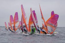 2018 RS:X WINDSURFING EUROPEAN CHAMPIONSHIPS – DAY 4&5