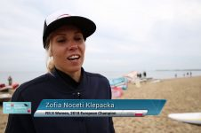 2018 RS:X WINDSURFING EUROPEAN CHAMPIONSHIPS – DAY 6