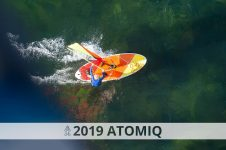 2019 STARBOARD ATOMIC DUO