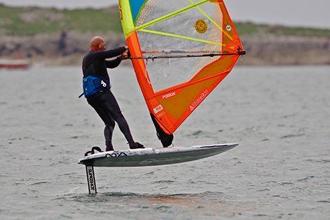 Windsurf MagazinePETER HART MASTERCLASS - FOIL TUNING