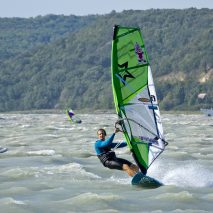 Chris Pressler visits Lake Balaton, Hungary