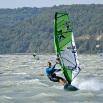 Chris Pressler visits Lake Balaton, Hungary