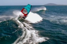 WINDSURFING GERROA NEW SOUTH WALES