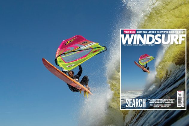Windsurf MagazineWINDSURF MAGAZINE #382 JANUARY FEBRUARY